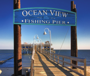 Area attractions naval station norfolk base guide for Ocean view fishing pier