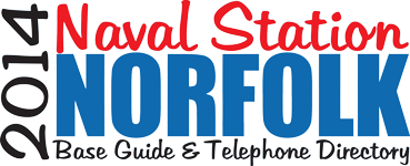 Naval Station Norfolk Base Guide & Telephone Directory
