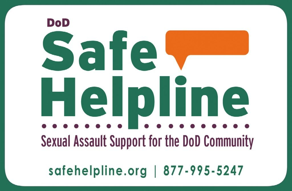 DoD Safe  Helpline